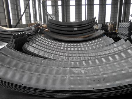 Corrugation 400mm_x 150mm