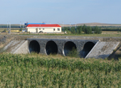 The Design of Corrugated Pipe Culvert