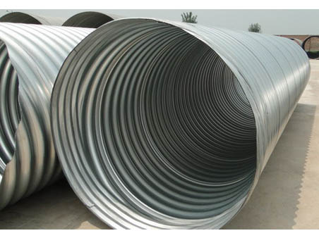 Metallic Corrugated Culvert Hole Forms