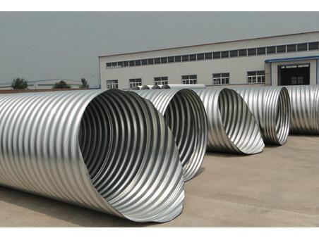 Spiral Corrugated Pipe Manufacturing
