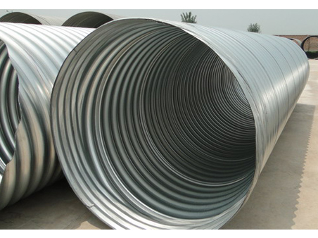 Corrugation 125mm x 25mm