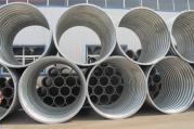 The Features of Metal Culvert Pipe Manufacturing
