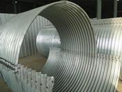 Application of corrugated metal culvert pipe in Highway Engineering