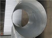 Future development of corrugated metal culvert