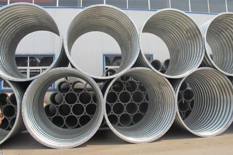 corrugated steel culvert & 6 big advantages of corrugated steel culvert