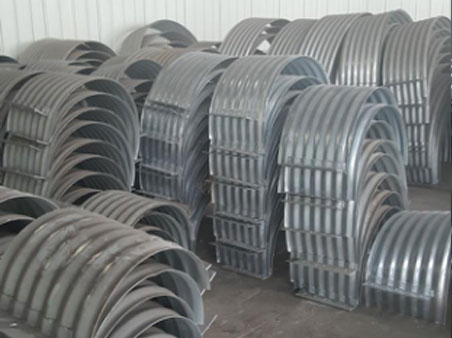 Culvert Band Coupler China Corrugated Steel Pipe Suppliers