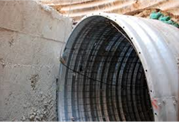 Tunnel liner plate