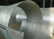 Several construction introduction of corrugated steel culvert