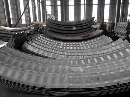 multiplate structures pipe