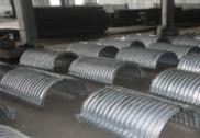 Step Flow Of Steel Corrugated Culvert Installation Backfilling