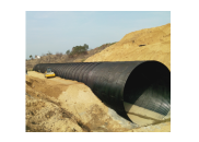 Features Of Steel Corrugated Culvert Pipes