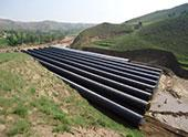Features And Application Range Of Steel Anular Corrugated Pipe