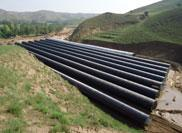 Anticorrosive design requirements for steel corrugated culverts