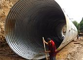 Metal Corrugated Culvert Construction Requirements