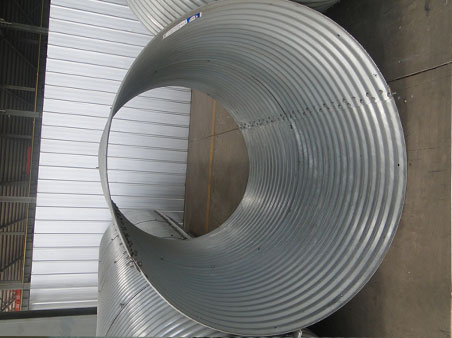 Metal Corrugated Culvert Pipe