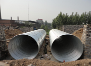 What Are The Benefits Of Galvanized Corrugated Steel Pipe?