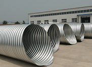 Heat-Shrinkable Sleeve Connection For Spiral Corrugated Pipe